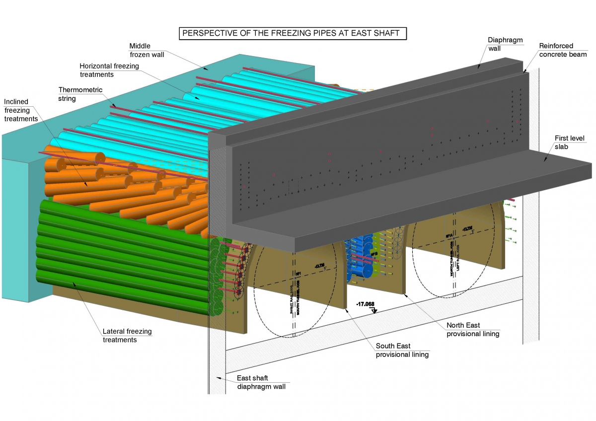 7-East shaft 3D - Fig 03