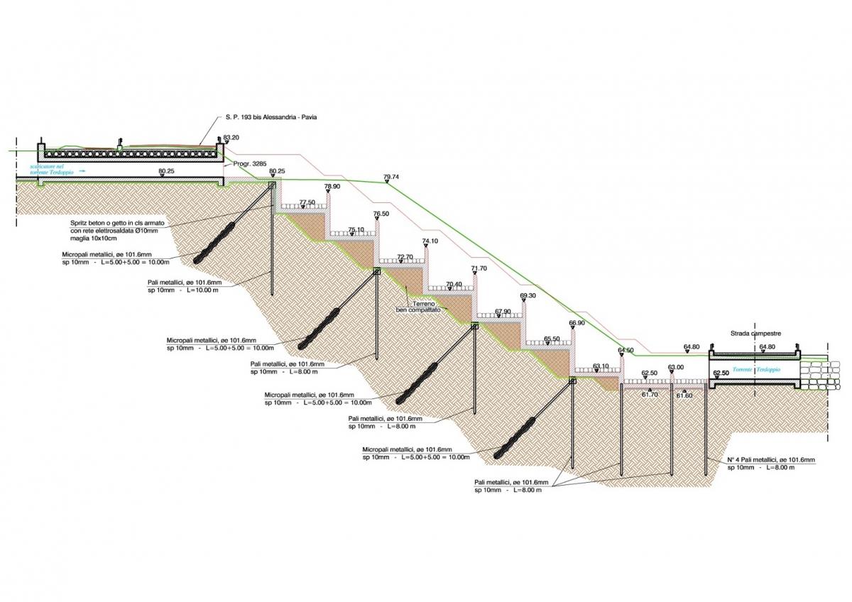 4  A2bis Fasi di scavo R1 (BReA) Model (1)